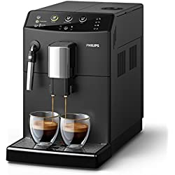 Philips 3000 series - Cafetera (Independiente, Máquina espresso)