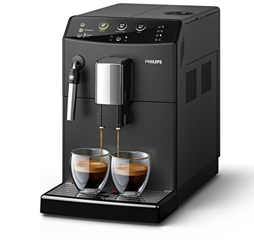Philips 3000 series - Cafetera (Independiente, Máquina espresso, 1,8 L, Molinillo integrado,...