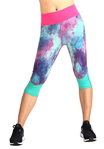Munvot 〖Herbst neue Produkte 〗Top Qualität!!! Damen Sport Leggings Printed (Schön 3 Farben!) Blickdichte Leggings Training...