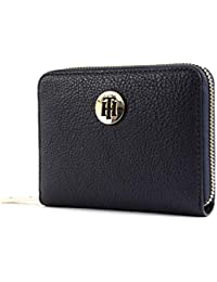 Tommy Hilfiger Th Core Compact Za Wallet - Carteras Mujer