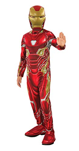Rubie' s ufficiale Avengers infinity Wars Iron Man, Classic child costume