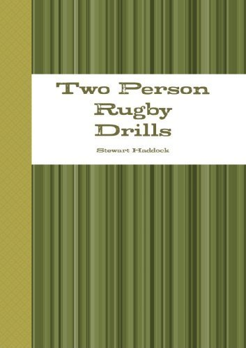 Two Person Rugby Drills by Haddock, Stewart (2012) Paperback
