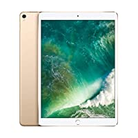 """Apple iPad Pro 10.5"""" (2017 - 2nd Gen), Wi-Fi + Cellular, 512GB, Gold [With Facetime]"""