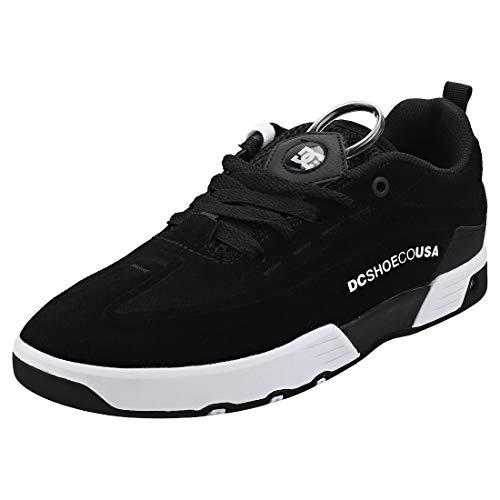 Sneaker DC Shoes DC Shoes Legacy 98 Hombres Zapatillas Patín Black White - 46 EU