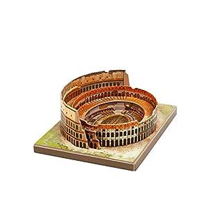 Clever Paper- Coliseo Puzle 3D, Color Variado (8)