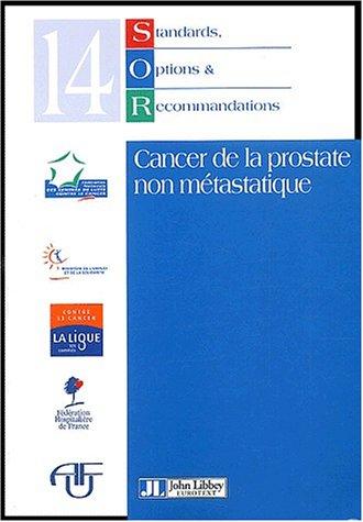 Cancer de la prostate non métastatique