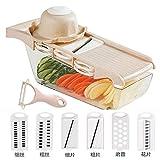 Cucina Multi-Funzione Chopper Frutta E Verdura Grattugiata Famiglia Di Patate Frese Cetriolo Fetta Grattugia