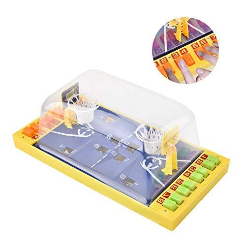 Mesa juego baloncesto Juguete desarrollo Mini Dedo
