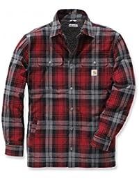 Carhartt Hubbard Shirt mit Webpelzfutter