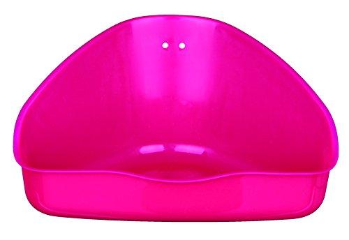 Trixie Ecktoilette für Kleinkäfige 6255 - 3