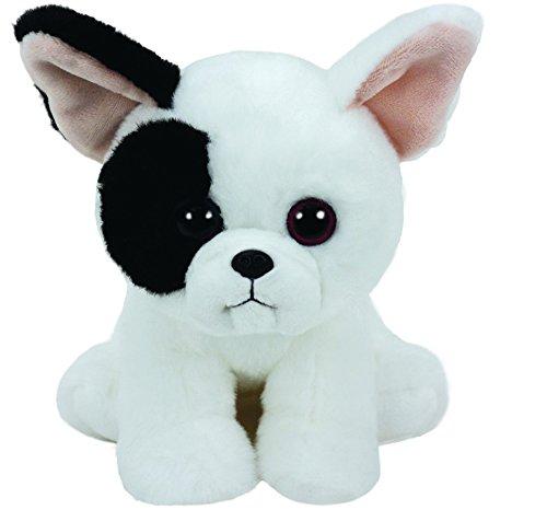 ty-beanie-babies-mujeek-perro-15-cm-color-blanco-united-labels-iberica-41203ty
