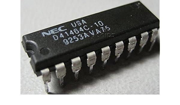 50PCS NEW D41464C D41464C-10 NEC DIP18 10NS