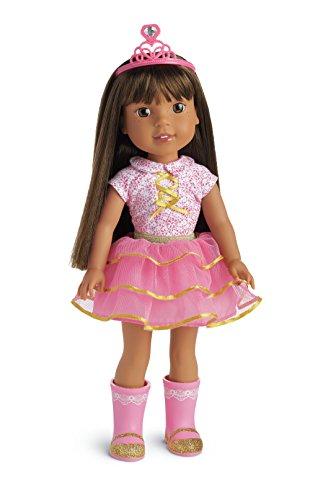 American Girl - Wellie Wishers Ashlyn Doll