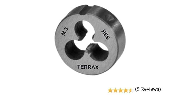 KS Tools 333.0021 Filiera esagonale in HSS MF M5 x 0,75