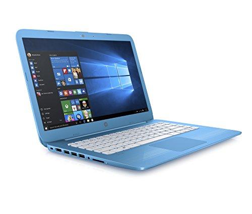 HP Stream 14 Celeron 14 inch SVA eMMC Blue