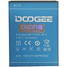 Batería para Doogee VALENCIA2 Y100 Y100PRO - 2200 mAh