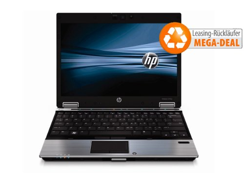 HP EliteBook 2540p, 12.1