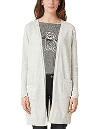b95e6df511ef Amazon.fr   Ecru - Pulls, Gilets   Sweat-shirts   Femme   Vêtements
