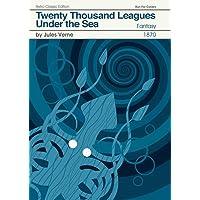 Twenty Thousand Leagues Under the Sea - Art Print - 40x50cm