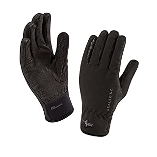 SEALSKINZ 100 Percent Waterproof Womens Glove - Windproof and Breathable - Suitable for All Activities in All Weather Conditions