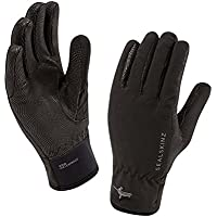 SealSkinz 100% Waterproof Mens Glove - Windproof & Breathable - suitable for all activities in All Weather conditions