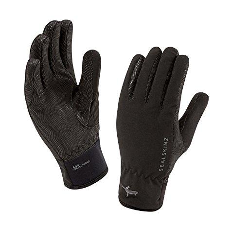 SealSkinz Handschuhe Sea Leopard Gloves, Black, M, 1221402 Preisvergleich