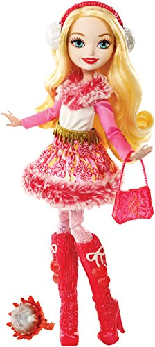 Mattel Ever After High DPG88 - Ewiger Winter Apple