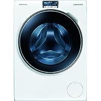 Samsung WW10H9600EWEG Waschmaschine (Frontlader, A 1600, UpM 10 kg, SchaumAktiv Vollwasserstopp, A+++) weiß