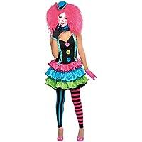 Amscan International - Disfraz para adulto Payaso (999460)