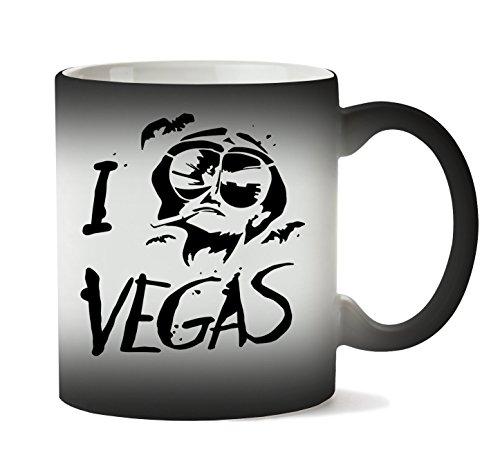 Fear Loathing In Las Vegas LSD Lsdesign Tasse Hitze Farbwechsel