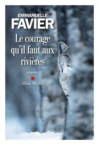 Le courage qu'il faut aux rivières : roman