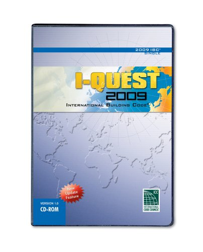 I-Quest 2009 IBC - Single (International Code Council) (Ibc 2009)