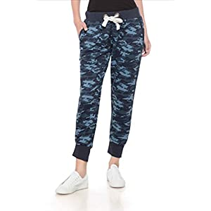 Alan Jones Camouflage Cotton Women's Joggers Track Pants