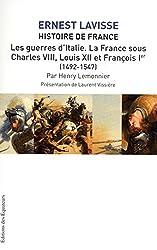 HISTOIRE DE FRANCE LAVISSE T09 CHARLES VIII, LOUIS