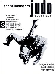 Judo supérieur, tome 3 :  Enchaînements