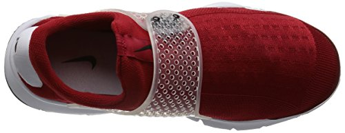 Herren Black Laufschuhe White Gym Sock Nike Red White Red Black Dart dqxBngzw