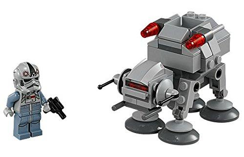 LEGO Star Wars AT-AT - juegos de construcción (Multicolor, 6 año(s), 88 pieza(s), Niño, 12 año(s), Star Wars)