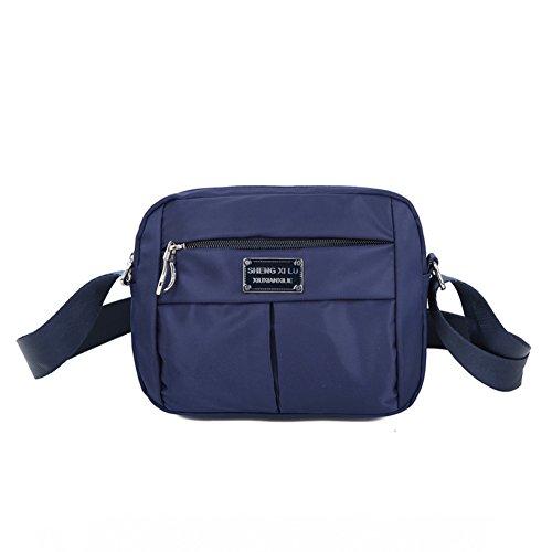 Borsa coreana Messenger/sacchetto di spalla casuale di moda/Oxford borsa sportiva di stoffa/Ms. borsa diagonale-B D
