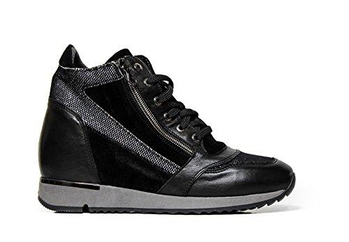 Exton sneakers donna 1923 havana nero