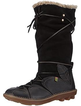 El Naturalista N051 ORGANICO Damen Langschaft Stiefel