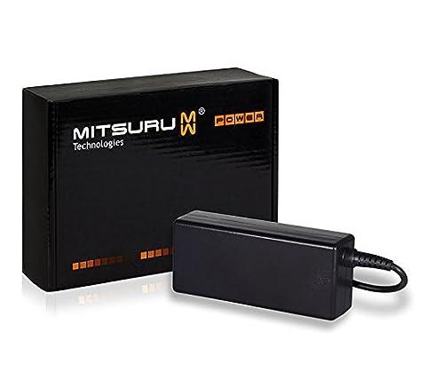 Original Mitsuru® 75W Laptop Chargeur Alimentation pour Toshiba Satellite 2410-A631 2410-A640 2410-A741 2410-S185 2410-S203 2410-S204 2410-S205 2410-S206 2410-SP203 2410-SP205 2410-W9X 2415 2415-S205 2415-S206 2505CDS 2590CDT 2590CS 2590XDVD 2595CDS 2595CDT 2595XDVD 2610DVD 2615DVD 2655XDVD 2675DVD 2710XDVD 2800 2800-S201 2800-S202 2800-S210 2805 2805-S201 2805-S202 2805-S301 2805-S302 2805-S401 2805-S402. Câble d'alimentation européen inclus.