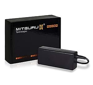Adaptateur chargeur secteur AC Adapter pour ordinateur portable Packard Bell Dot S/B S/P U/R VR compatible avec 330-2063 ADP-50SB ADT00-6 FSP030-DQDA1 HPA0301R3 PA-1300-04 PP39S . Avec câble d'alimentation standard européen. De e-port24®