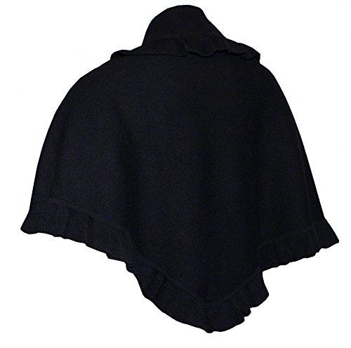 ncho Umhang Tuch Stola Schultertuch Schal 100% Schurwolle (Kostüm Shop In Red Deer)