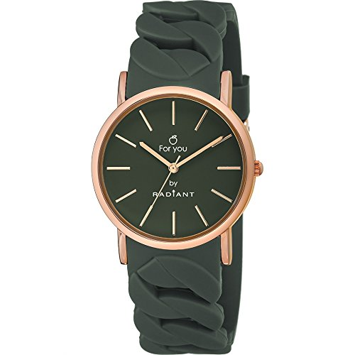 Radiant New Watch for you RA428605 Green Woman