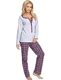 Be Mammy Damen Schlafanzug Stillpyjama 1L3C2