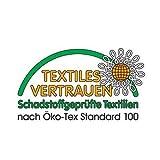 Beautissu® Stretch Stehtischhusse Stella für Bistrotisch Ø 80-85 cm, elegante Stretchhusse weiß als Tisch-Überzug -