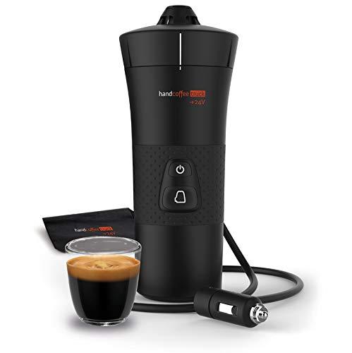 Handpresso - Handcoffee Truck 2 48329 Machine café portable à dosette pour camion Cafetière 24V