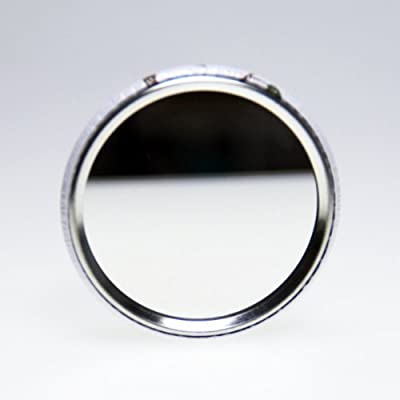 lijelove Taschenspiegel, 04-01O8, beste Oma der Welt, rosa, 59mm im Durchmesser von lijelove auf Spiegel Online Shop
