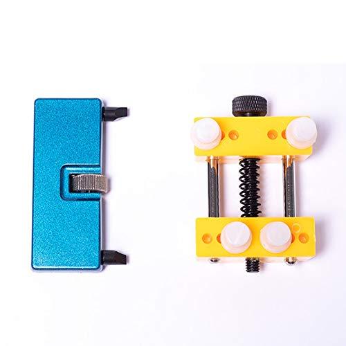 Wingbind Uhr Back Remover Tool Kit Uhr zurück Fall Öffner & Watch Case Halter für die Uhr Reparatur und Batteriewechsel (Watch Tools Zurück Fall öffner)