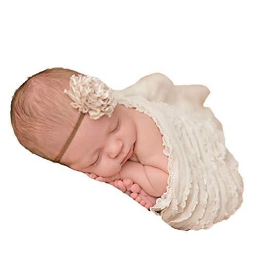 Neugeborene Fotografie Requisiten Wrap Zubehör Baby-Foto-Shooting Decke Feste Spitze Baby Soft Stretch Wraps Nützlich und praktischCarry Stone